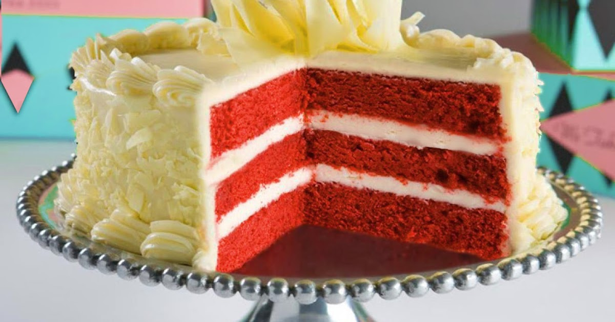 Best Food Colouring For Red Velvet Cake