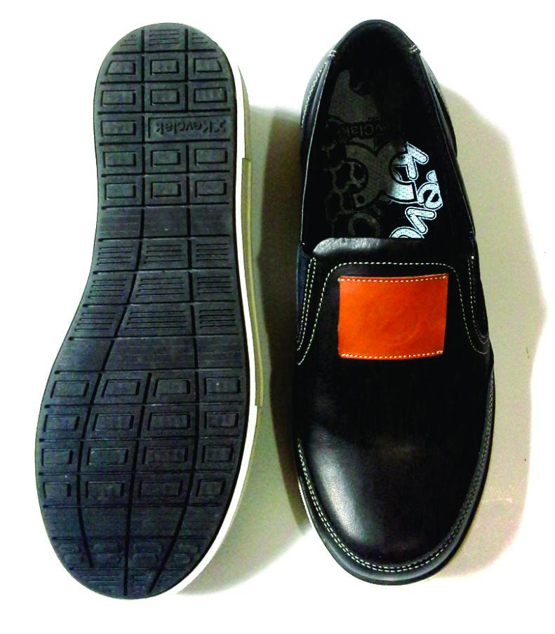 sepatu kulit pria terbaru