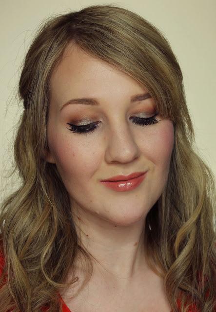 Darling Girl Cosmetics Eyeshadow - Heirloom Swatches & Review