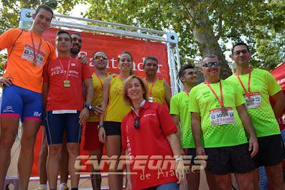 Carrera Santander Aranjuez