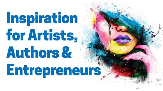 Motivational Speech for Artists Entrepreneurs