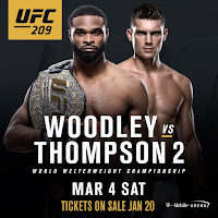 free ufc 209 video woodley thompson preview