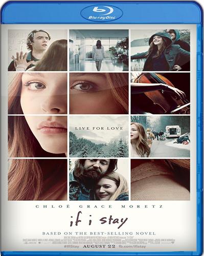 If I Stay [2014] [BD25 + BD50] [Latino]