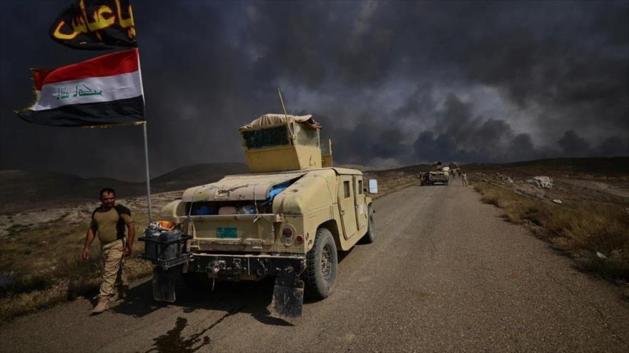 Ejército iraquí anuncia toma completa de Hawija de manos de Daesh