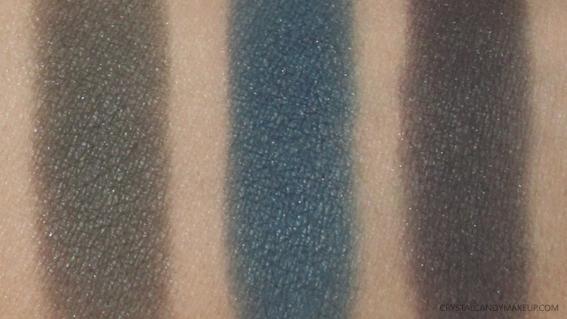 TheBalm Meet Matte Ador Eyeshadow Palette Swatches