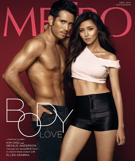 Ellen Adarna Back 2 Back Kim Chiu and Gerald Anderson Metro April 2017