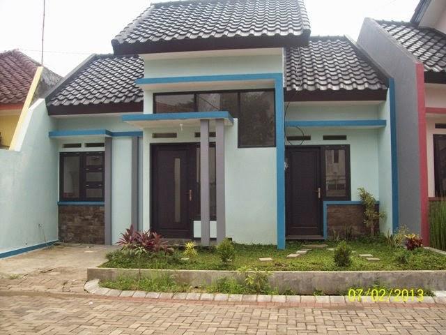 contoh desain rumah minimalis 1 lantai terbaru