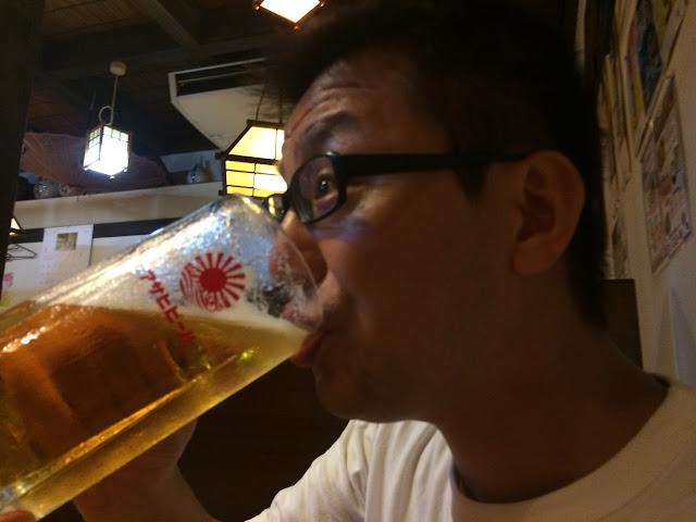 延岡市の名店!居酒屋七万石へ【宮崎観光】野口剛ビール