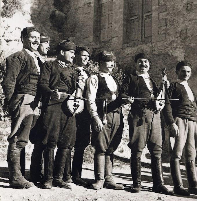 Απόγονοι των Μινωιτών οι σημερινοί Κρήτες