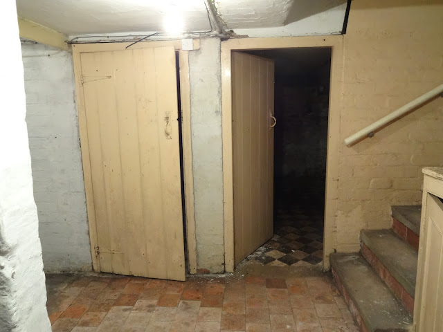victorian cellar renovation