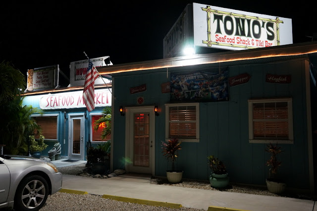 Tonio's Seafood Shack and Tiki Bar