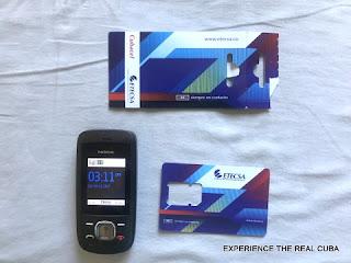 Mobile Phone Cuba