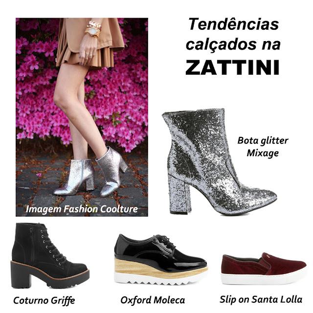ae8e4eccc Foto de look Fashion Coolture via Pinterest | Imagens dos sapatos Zattini