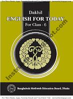 BMEB Dakhil Class Six English for Today