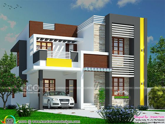Beautiful modern contemporary 4 bedroom home