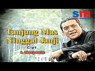Lirik Lagu Tanjung Mas Ninggal Janji - Didi Kempot