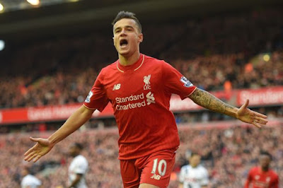 We never place any amount on Coutinho – Liverpool
