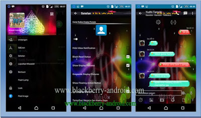BBM MOD TEMA ISLAM NEW V.2.12.0.11 APK