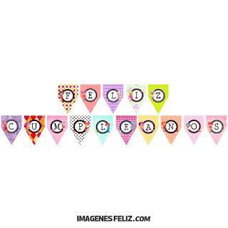 Feliz Cumpleaños Imprime