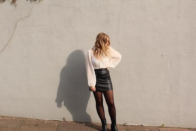 Street Style Selfie