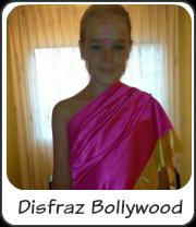 Disfraz Bollywood