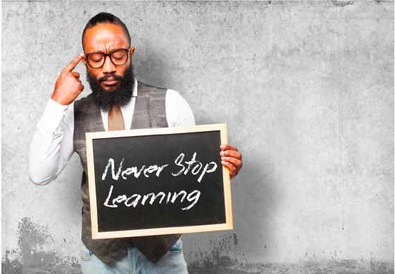 3 تقنيات تساعدك على أن لا تتوقف أبدا عن التعلم