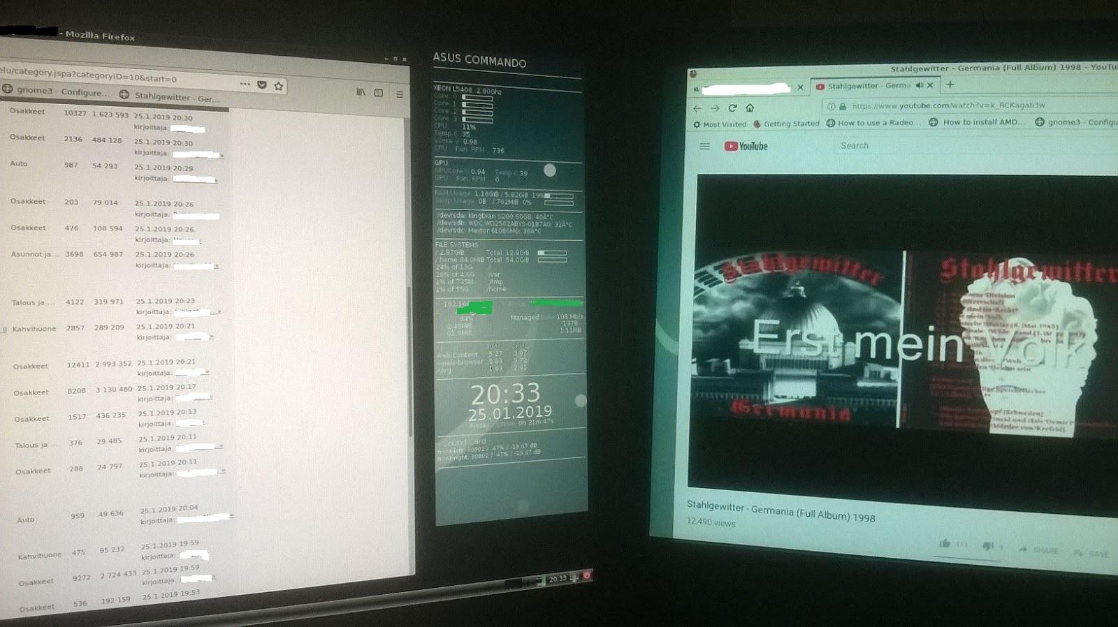 Linux virussuoja -Lyhyt oppimäärä- | Uponneena linuxiin