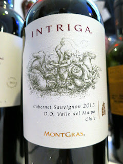 Intriga Cabernet Sauvignon 2013 (90+ pts)
