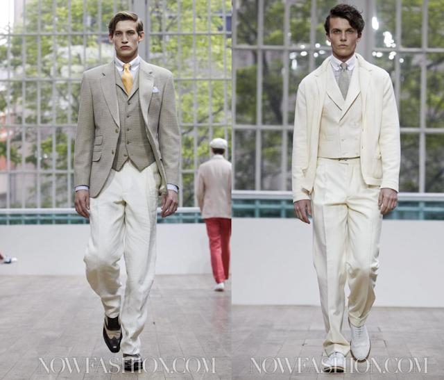 Hackett Spring Summer 2013 London Men's Fashion Week