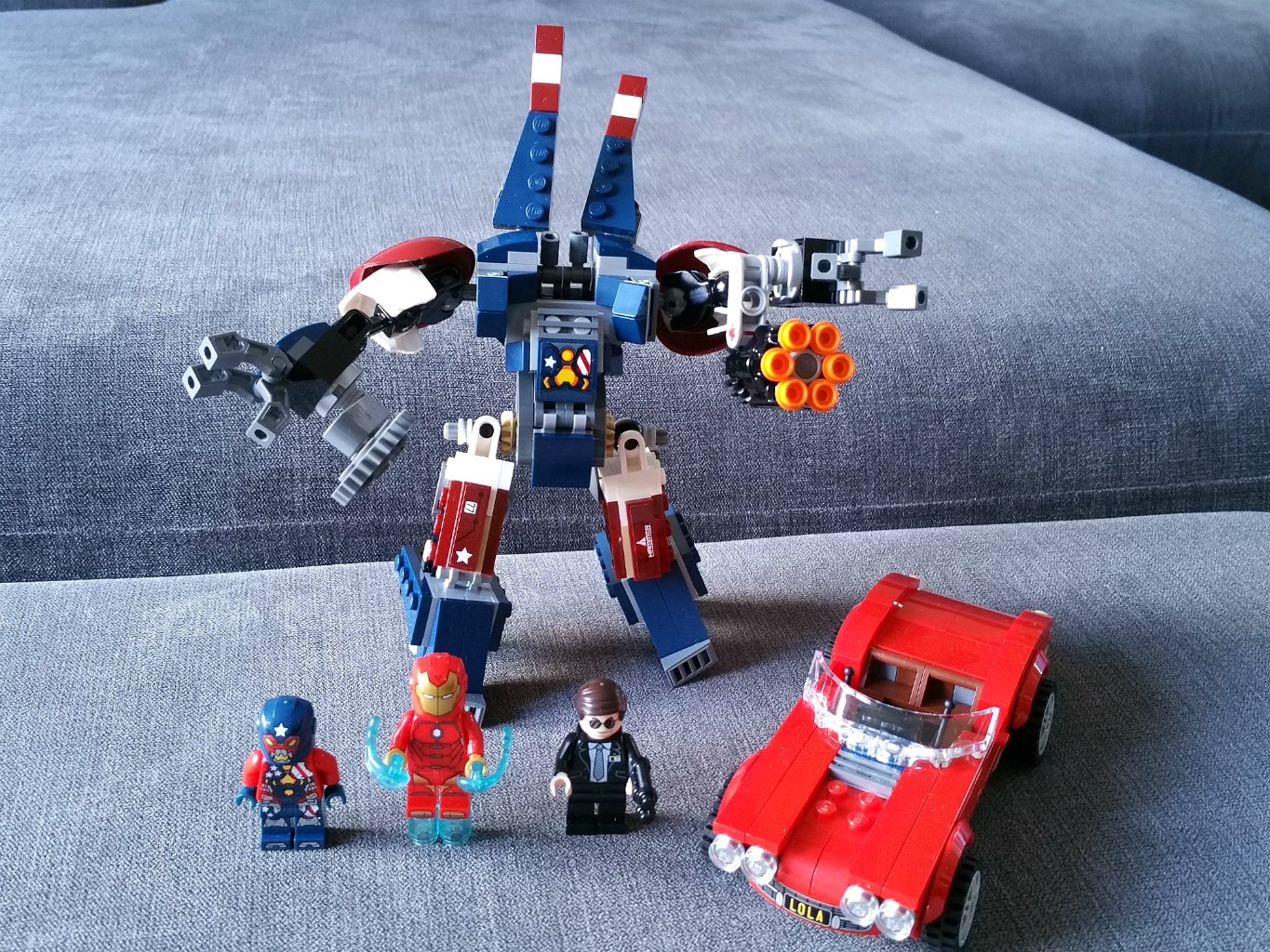 LEGO Mighty Micros, LEGO Marvel Super Heroes, LEGO DC Super Heroes