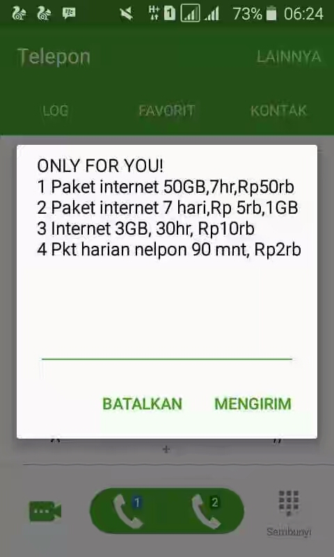Paket Im3 Only For You Super Murah 2018 Tips Dan Trik
