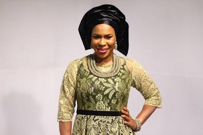 Nollywood Actress Faithia Balogun