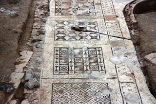 sejarah mozaik