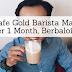 Nescafe Gold Barista Machine, berbaloi ke?