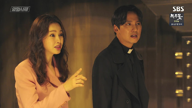 Sinopsis The Fiery Priest Episode 35 - 36