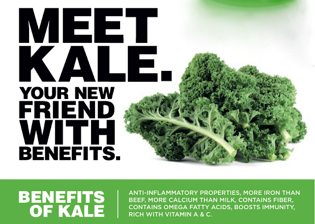 Kale Benefits - Miami Beach Personal Chef Event Catering