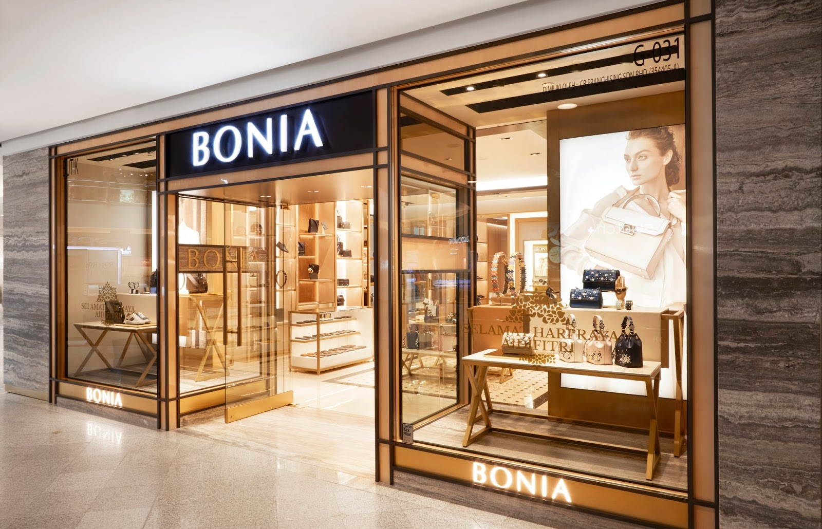 bonia corporation Bonia corporation berhad (223934-t) [incorporated in malaysia] unaudited interim financial report for the period ended 31 december 2014 condensed consolidated.