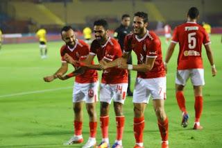 موعد مباراة اسوان والأهلي السبت 05-10-2019 في الدوري المصري