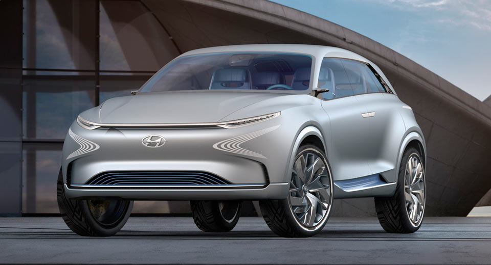 New Hyundai Fuel Cell SUV Could Have 500 Mile Range