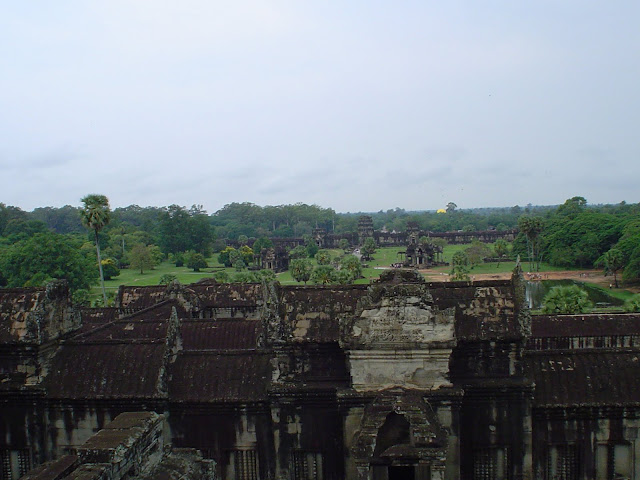 Overview Temples of Angkor - Cambodia