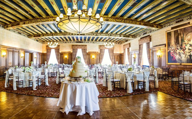 Detroit Athletic Club Wedding Venue