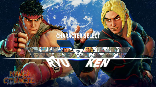 Street Fighter V Save Game b