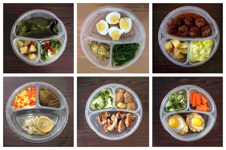 Cara diet tanpa nasi dan olah raga