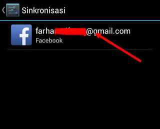 email akun facebook