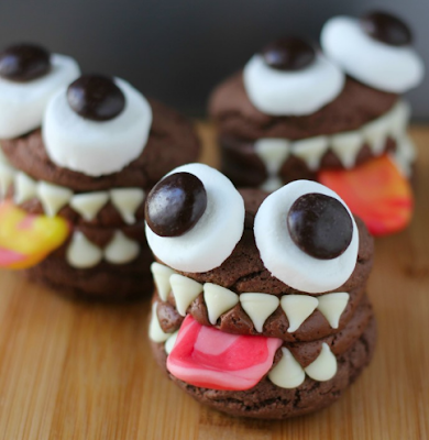 12 Spooky Halloween Dessert Recipes