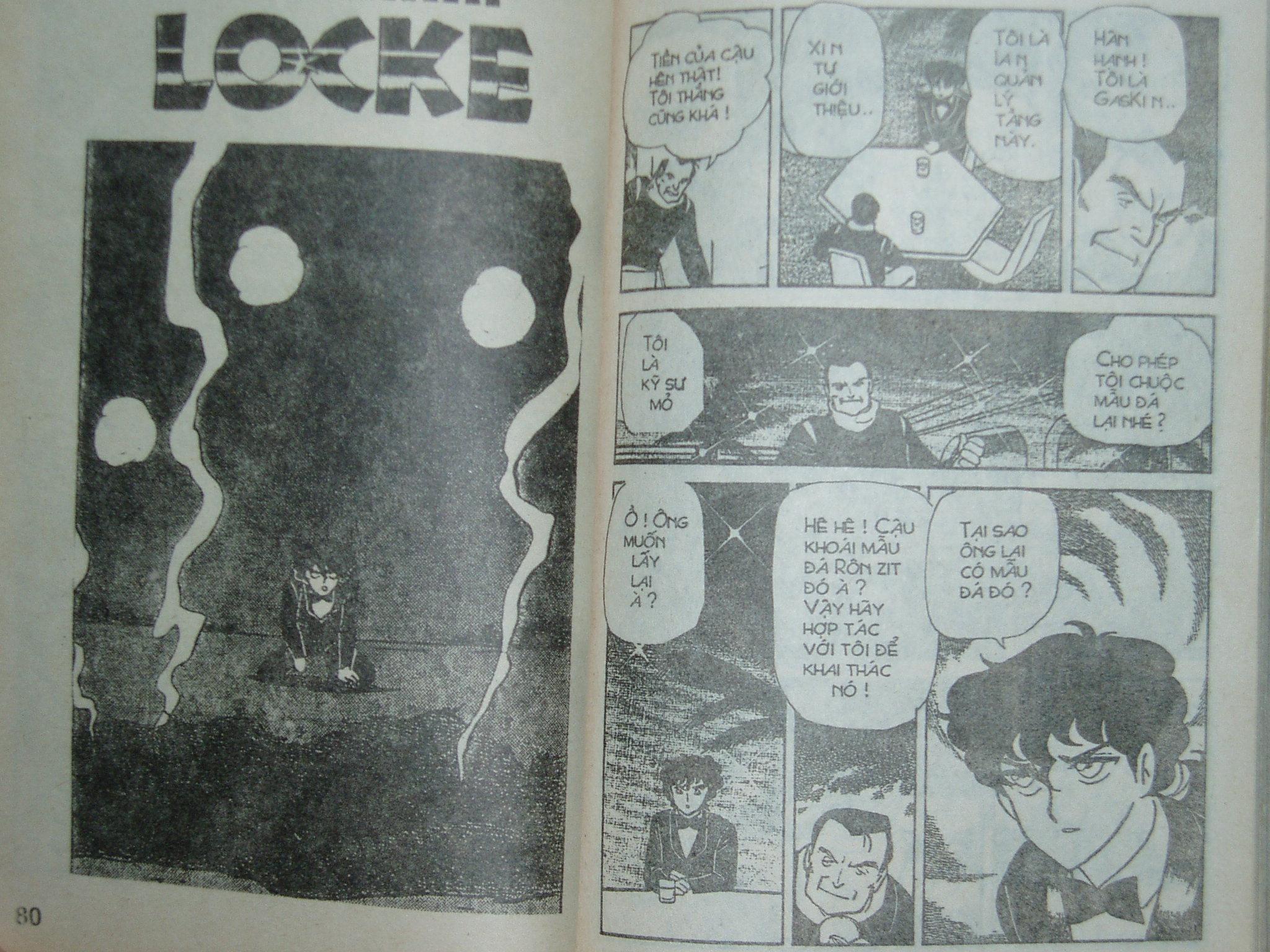Siêu nhân Locke vol 14 trang 40