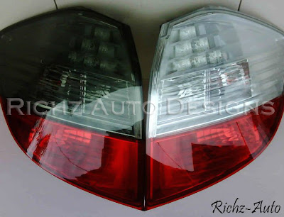 Stoplamp Honda Fit