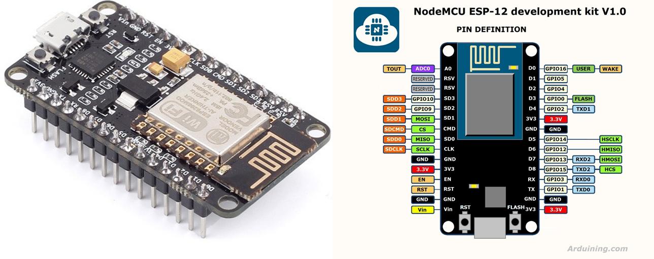 Arduino e ESP8266 com Display i2c LCD - Fernando K Tecnologia