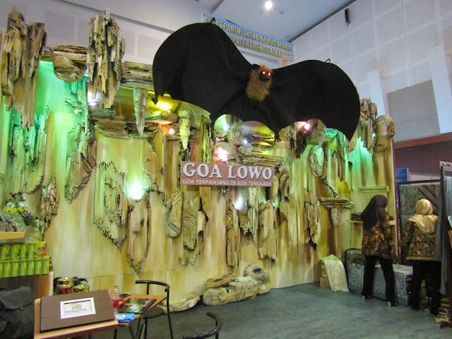 Goa Lawa Turut Ramaikan Jatim Fair 2018