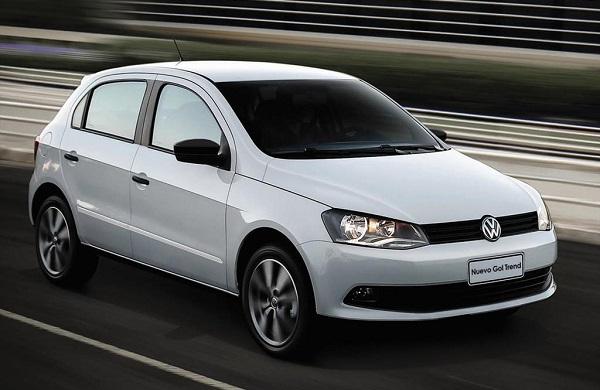 Ficha Técnica Volkswagen Gol Trend